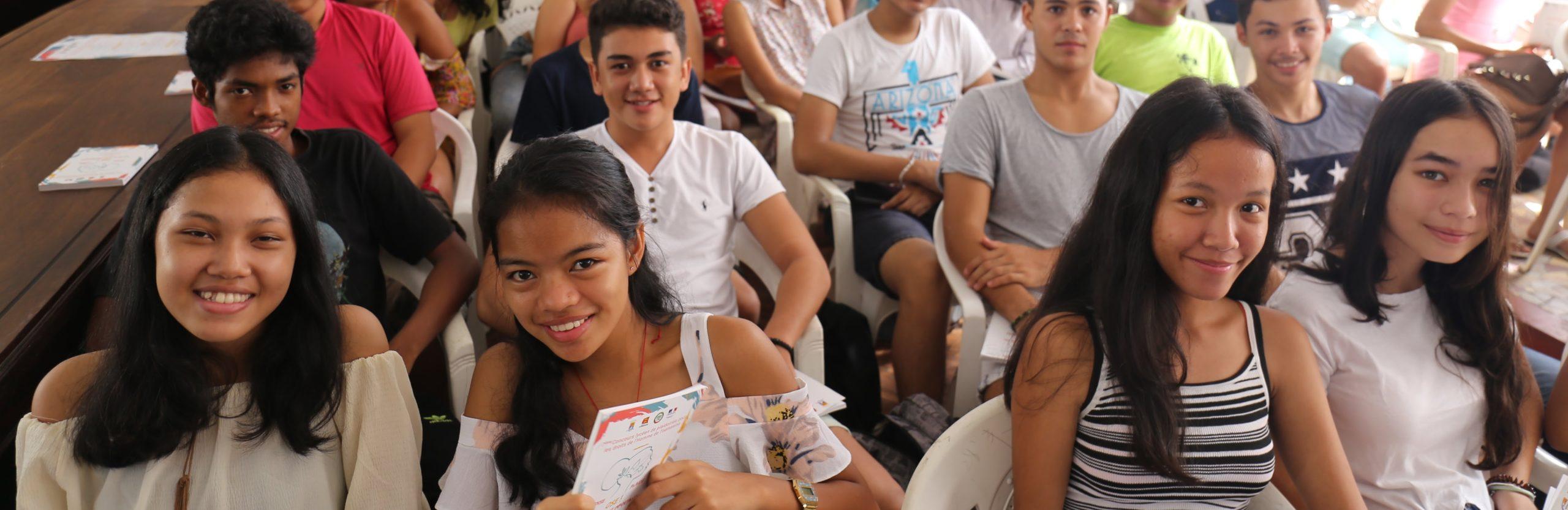 Concours lycéen de Madagascar 1